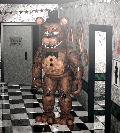 Freddy fazbear non alien creatures wiki fandom powered by wikia