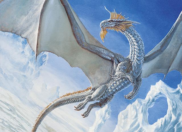 Dnd White Dragon: Non-alien Creatures Wiki