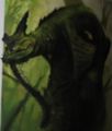 Wing-Foot (Aliepesaurus ferox)