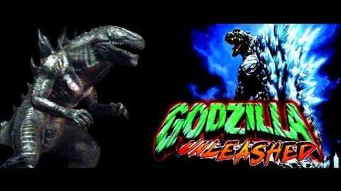 Simon Strange Talks Zilla In Godzilla Unleashed