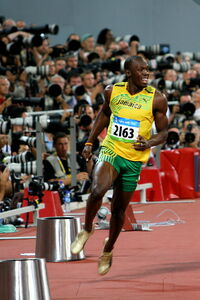 Beijing Olympics- Usain Bolt Breaks The World Record (Men's 100 Meters)-2831.jpg