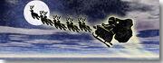 Los Alamos Tracks Santa Claus