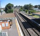 Adamstown railway station