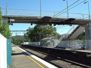 Narara railway station aus wiki