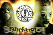 Wallpaper Slipknot