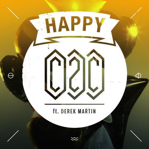 Resultado de imagen de C2C - Happy Ft. D.Martin