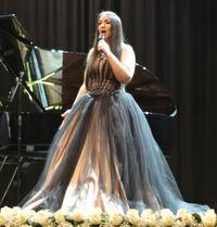 Latifa Soyuoz at the NVSC 6