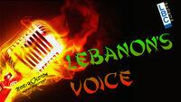 Lebanon's Voice Logo