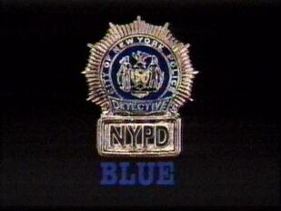NYPD Blue logo
