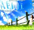 April (3K)