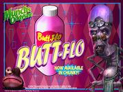 Butt-flo
