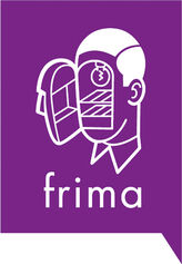 Frima logo purple