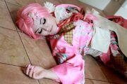 Iris eMpiRe Luka cosplay photo