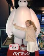 Marice big hero 6
