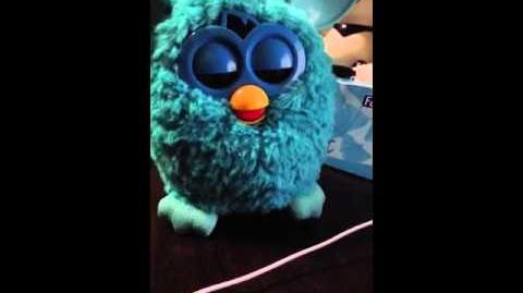 How to turn furby nice (attempt one)