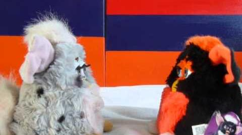 Furby Dah-noh=lah French - Furby Toh-loo German