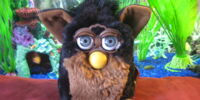 Furby 1998- Gorilla