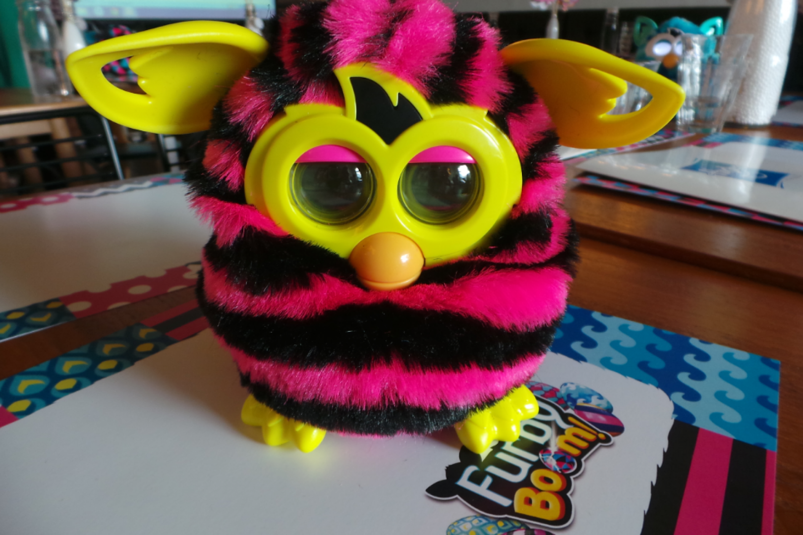 wiki Furby Boom