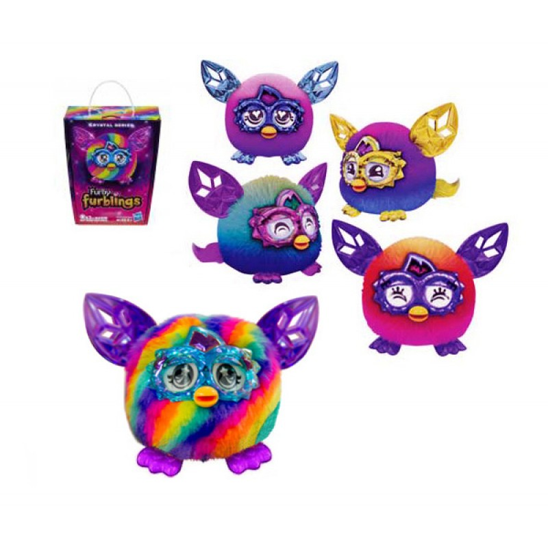Furby Furblings: Crystal Series | Official Furby Wiki ...