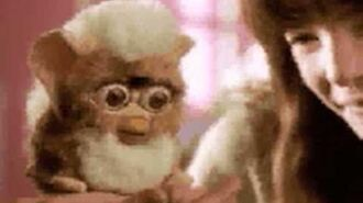 Early Furby Commercial