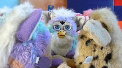 Furby Thumbo,Thumbo and Ha-da-0