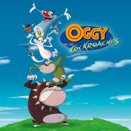 Nickelodeon  Oggy and the Cockroaches Wiki  FANDOM powered by Wikia