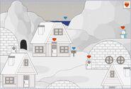Iceberg village