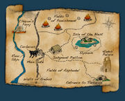 Underworld Map