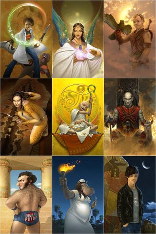 The Egyptian Gods
