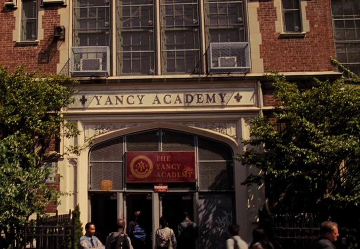 Yancy Academy | Riordan Wiki | FANDOM powered by Wikia