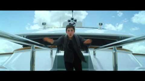 """Percy Jackson 2 Sea of Monsters - """"The Escape"""" HD"""