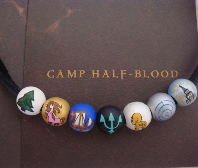 Percy Jackson - Camp Half-Blood - Cabin Three - Poseidon Sticker by gingerbun | Redbubble
