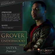 Grover-Underwood