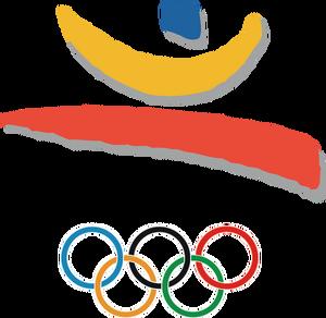 Barcelona olympics 1992 logo