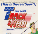 Track & Field (arcade game)