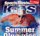 Michael Phelps/Magazine covers