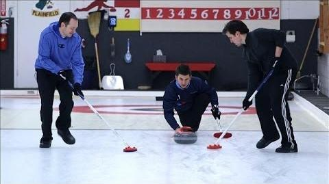 Olympic Curling How Hard Can It Be? Winter Olympics 2014