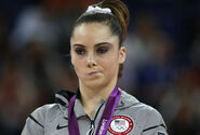 Mckayla maroney unimpressed