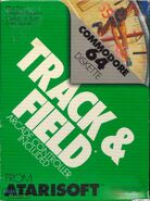 Track & Field Cover 5