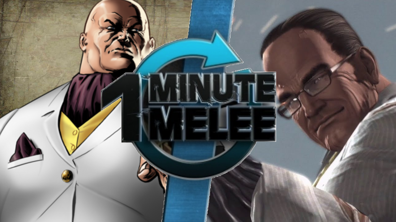 Fan-made One Minute Melee