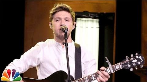 Niall Horan This Town-1