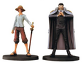 Shanks & Garp DX Figure