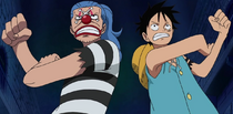 Luffy and Buggy Team Up.png