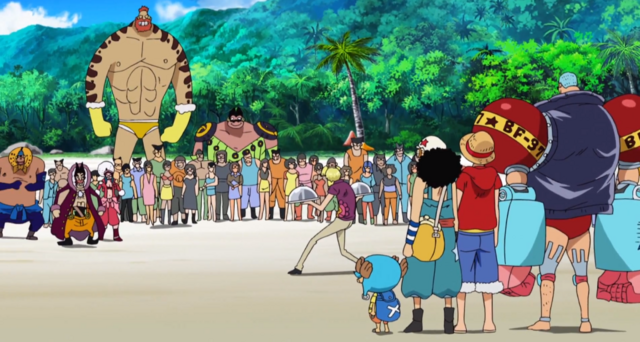File:Straw Hats Meet Foxy Pirates Again.png