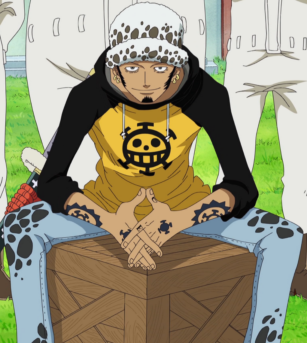 File:Trafalgar D. Water Law Anime Pre Timeskip Infobox.png