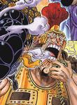 Gatz's Manga Color Scheme