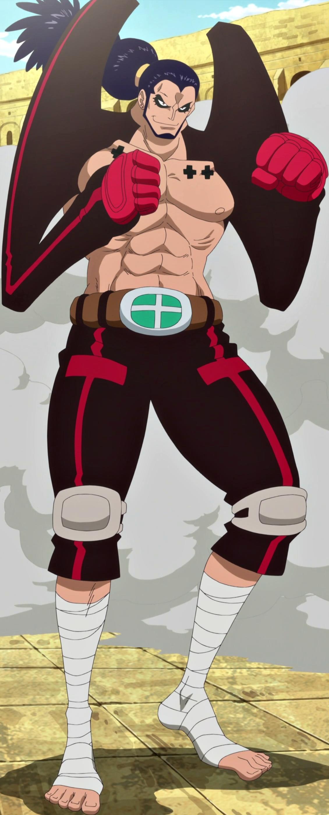 Denjiro | One Piece Wiki | Fandom