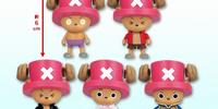 One Piece Chopper Display Figure