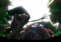 Ambush on Mushroom Island