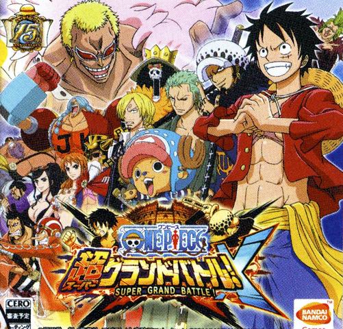 File:One Piece Super Grand Battle! X.png